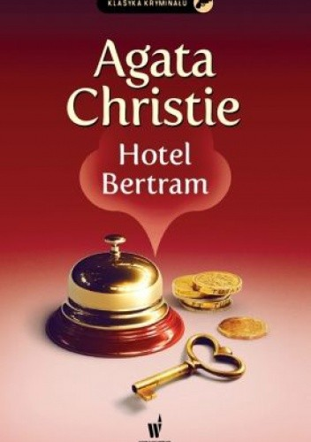 Okładka książki Hotel Bertram