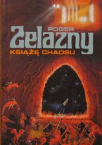 Okładka książki Książę Chaosu