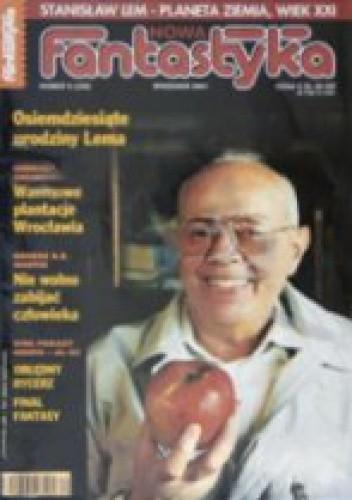 Okładka książki Nowa Fantastyka 228 (9/2001)