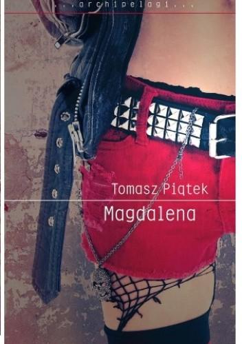 Okładka książki Magdalena