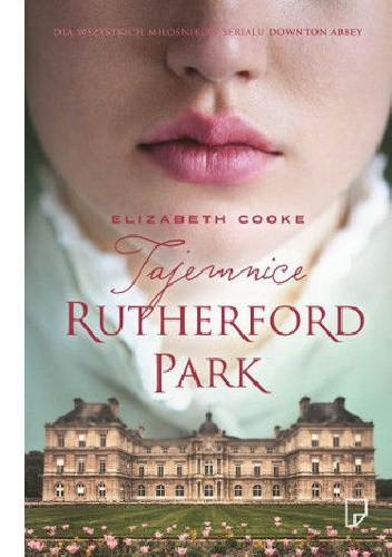 Okładka książki Tajemnice Rutherford Park