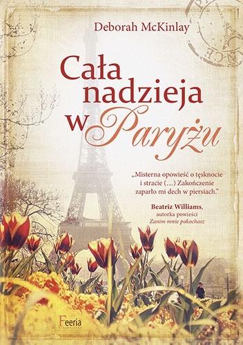 Okładka książki Cała nadzieja w Paryżu