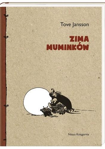 Okładka książki Zima Muminków