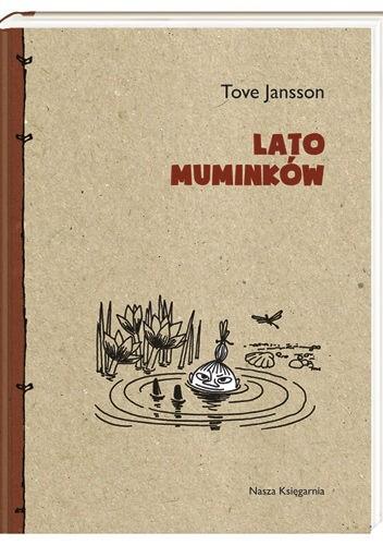 Okładka książki Lato Muminków