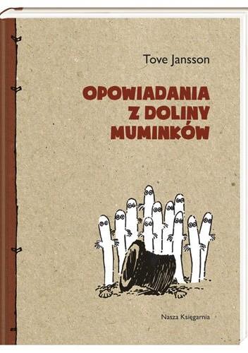 Okładka książki Opowiadania z Doliny Muminków