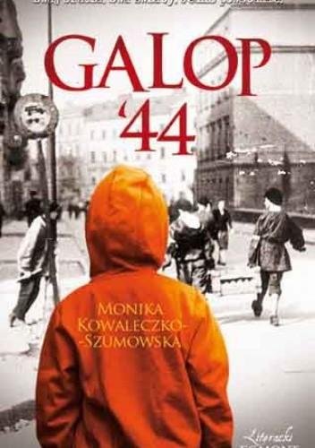 Okładka książki Galop '44