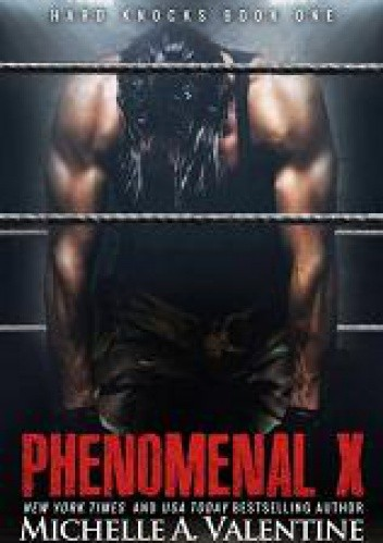 Okładka książki Phenomenal X
