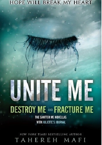 Okładka książki Unite me