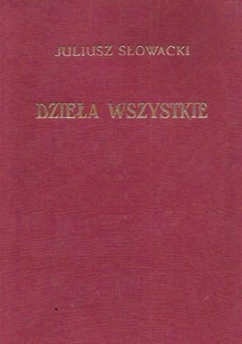 Okładka książki Dzieła wszystkie. Tom IX