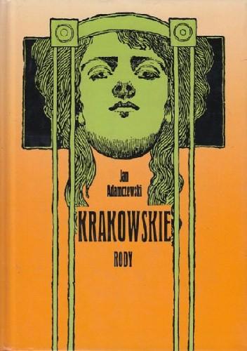 Okładka książki Krakowskie rody