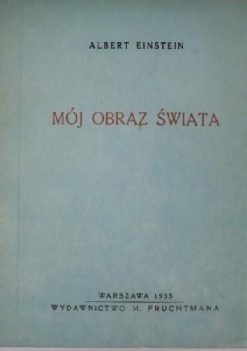 Okładka książki Mój obraz świata