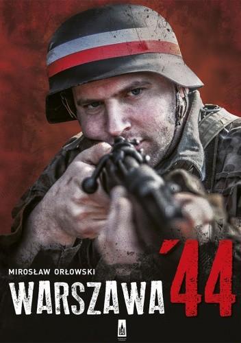 Okładka książki Warszawa '44