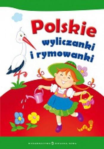 Okładka książki Polskie wyliczanki i rymowanki