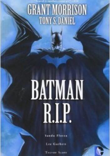 Okładka książki Batman R.I.P.