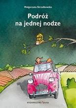 Okładka książki Podróż na jednej nodze