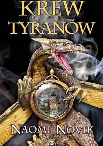 Okładka książki Krew tyranów
