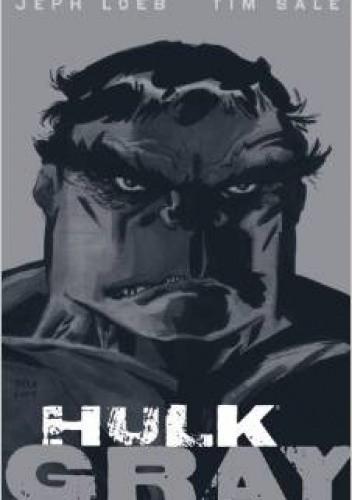 Okładka książki Hulk: Gray