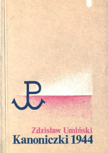 Okładka książki Kanoniczki 1944