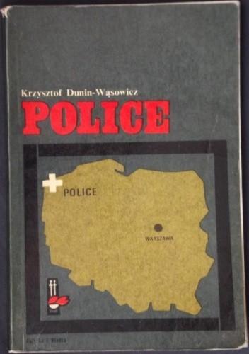 Okładka książki Police