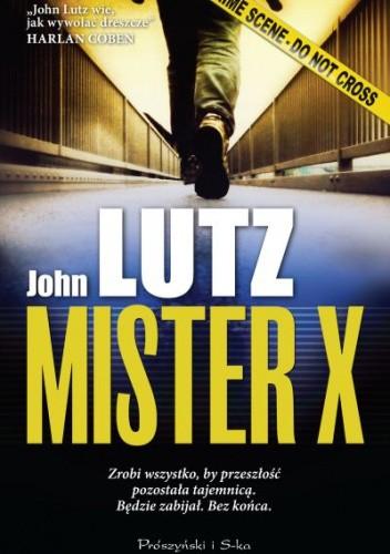 Okładka książki Mister X