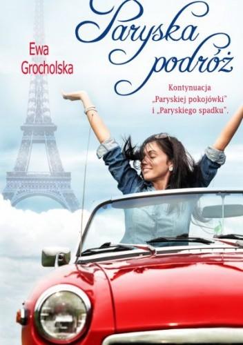 Okładka książki Paryska podróż