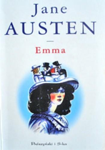 Okładka książki Emma