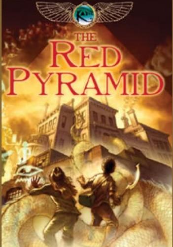 Okładka książki The Red Pyramid