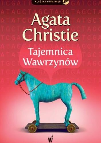 Okładka książki Tajemnica Wawrzynów
