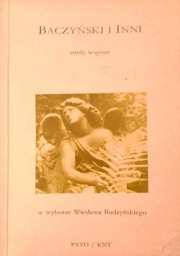 Okładka książki Baczyński i inni. Strofy wojenne
