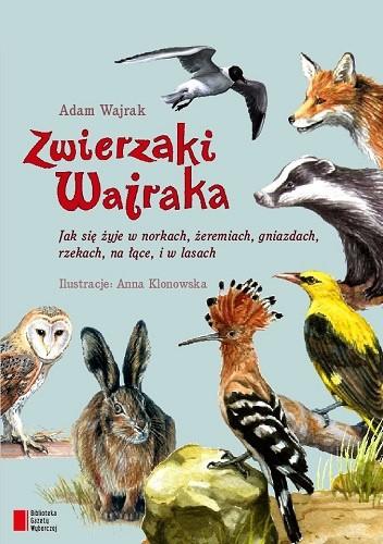 Okładka książki Zwierzaki Wajraka
