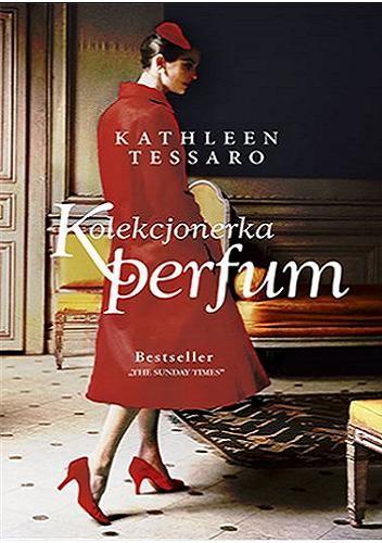 Okładka książki Kolekcjonerka perfum