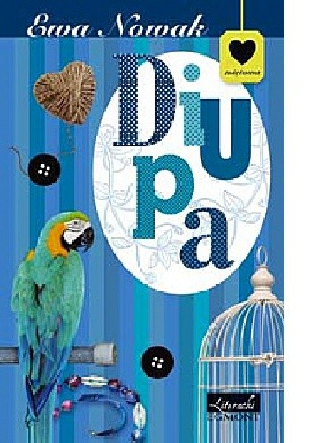 Okładka książki Diupa