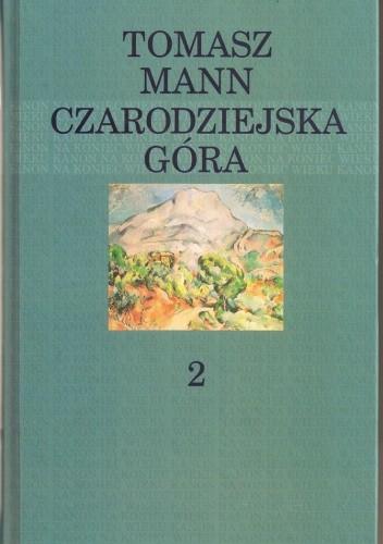Okładka książki Czarodziejska góra T. 2