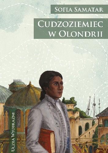Okładka książki Cudzoziemiec w Olondrii
