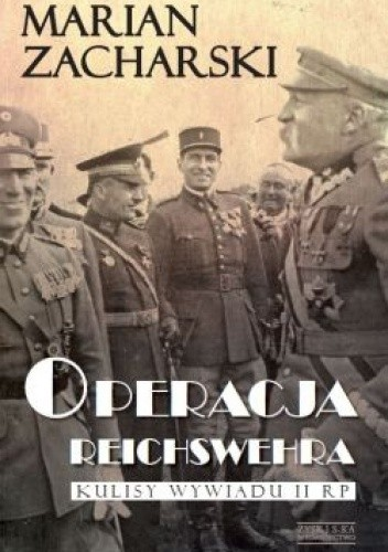 Okładka książki Operacja Reichswehra