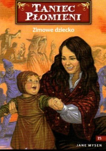 Okładka książki Zimowe dziecko
