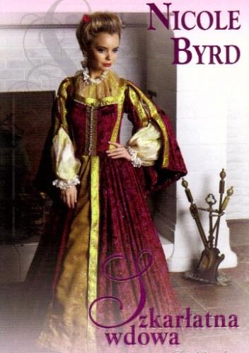 Okładka książki Szkarłatna wdowa
