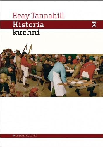 Okładka książki Historia kuchni