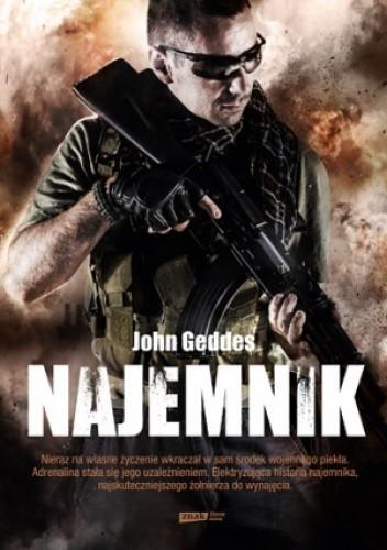 Okładka książki Najemnik