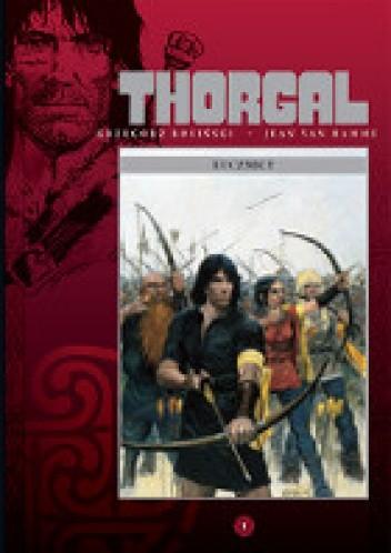 Okładka książki Thorgal: Łucznicy