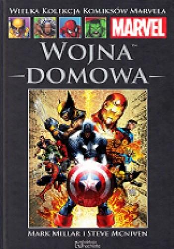 Okładka książki Wojna Domowa