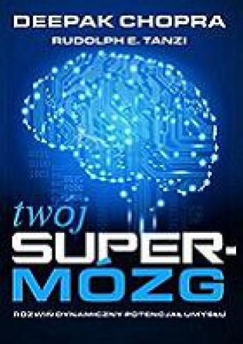 Okładka książki Twój super mózg