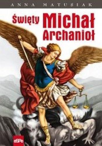Okładka książki Święty Michał Archanioł