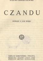 Czandu. Powieść z XXII wieku