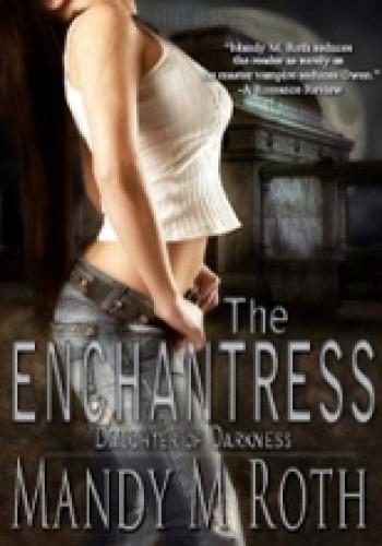 Okładka książki The Enchantress