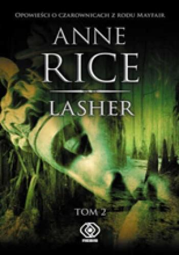 Okładka książki Lasher. Tom 2