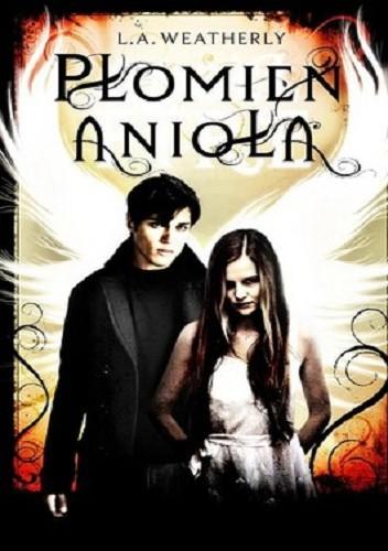 Okładka książki Płomień anioła