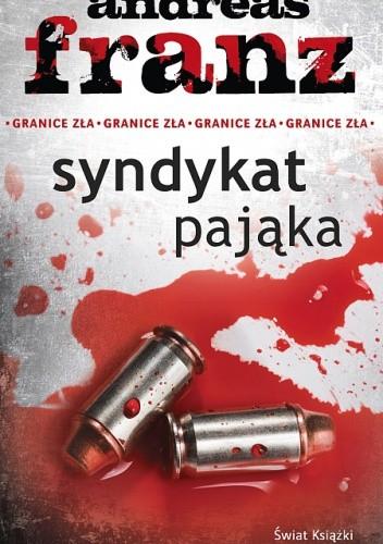 Okładka książki Syndykat Pająka