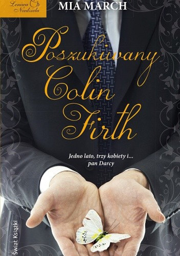 Okładka książki Poszukiwany Colin Firth