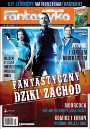 Okładka książki Nowa Fantastyka 381 (6/2014)